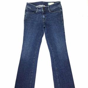 Gap Women Curvy Stretch Bootcut Jeans Sz4L W29 L32